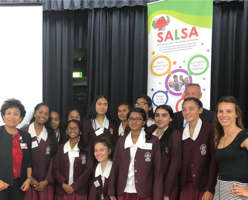 SALSA Youth Voices Leadership Workshop – Online